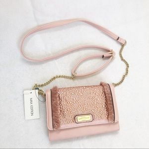 Max edition beaded crossbody NWT